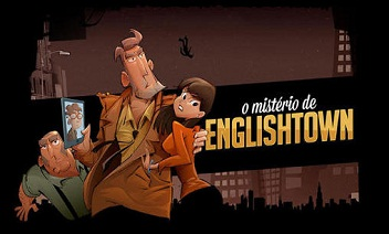 O misterio de English