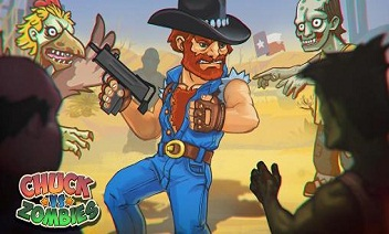 Chuck vs zombija