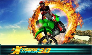 Ekstremalne Bike Stunts 3D