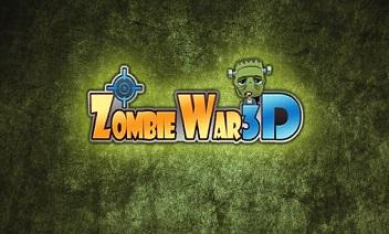 Zombi háború 3D