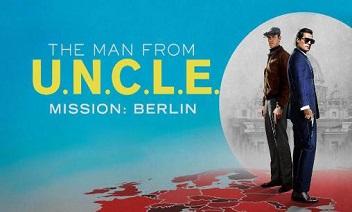 الرجل من UNCLE - بعثة برلين