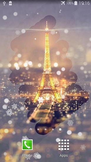 Descargar París La Noche De Pantalla En Vivo Para Android