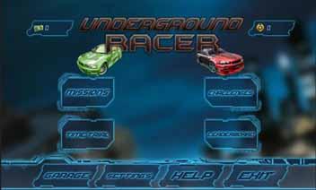 Racer subteran: Noapte Racing