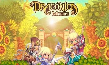 บรรทัด: Dragonica มือถือ