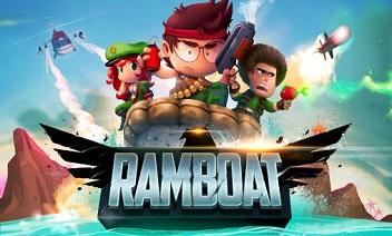Ramboat: بطل لعبة الرماية