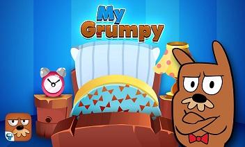 Mijn Grumpy: virtuele huisdier spel
