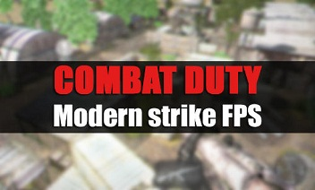 Datoria Combat: grevă Modern FPS