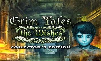 Grim Tales: The kívánságait.  Gyűjtői kiadás