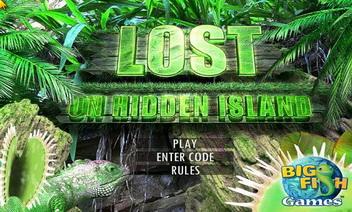 Gizli Adası Kayıp