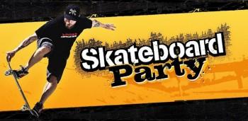 Skateboard parte