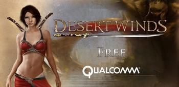 Desert Winds Mini Game