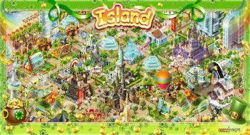 جزيرة الفردوس