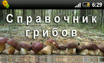Mushrooms.  Directory