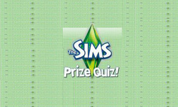 The Sims Prize Quiz
