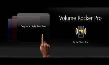 Pro Rocker Volume
