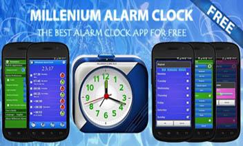 Alarm Millenium Clock