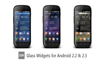 Glas Widgets