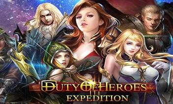 Kahramanların Görevi: Expedition