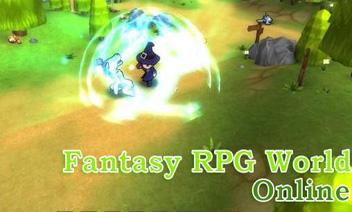 الخيال RPG العالم على الانترنت