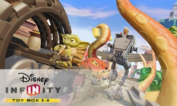 Disney Infinity: Toy Box 3.0