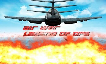 Guerra aérea: Legends of ops