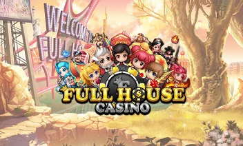 Full house casino: Lucky slots