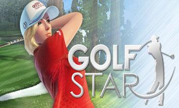La star du golf