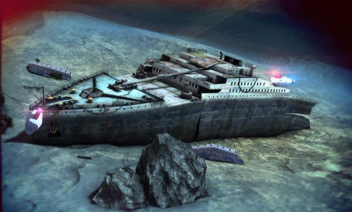 Titanic 3D gratis live wallpaper