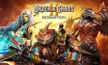 Comanda & Chaos 2: Redemption