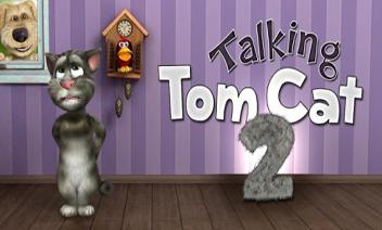 Tom Cat 2 Ücretsiz Talking