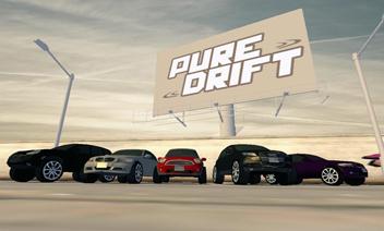 Drift pur
