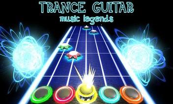 Trance légendes de la musique de guitare