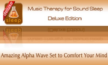 Sound sleep: Deluxe