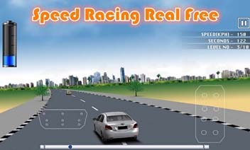 Speed ​​Racing real