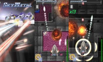 Niebo metal: strzelanina kosmiczna bitwa
