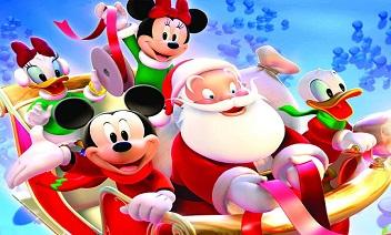 ديزني عيد الميلاد LWP