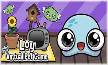 Loy - Virtual Pet Game