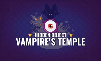 Vampires temple: objets cachés