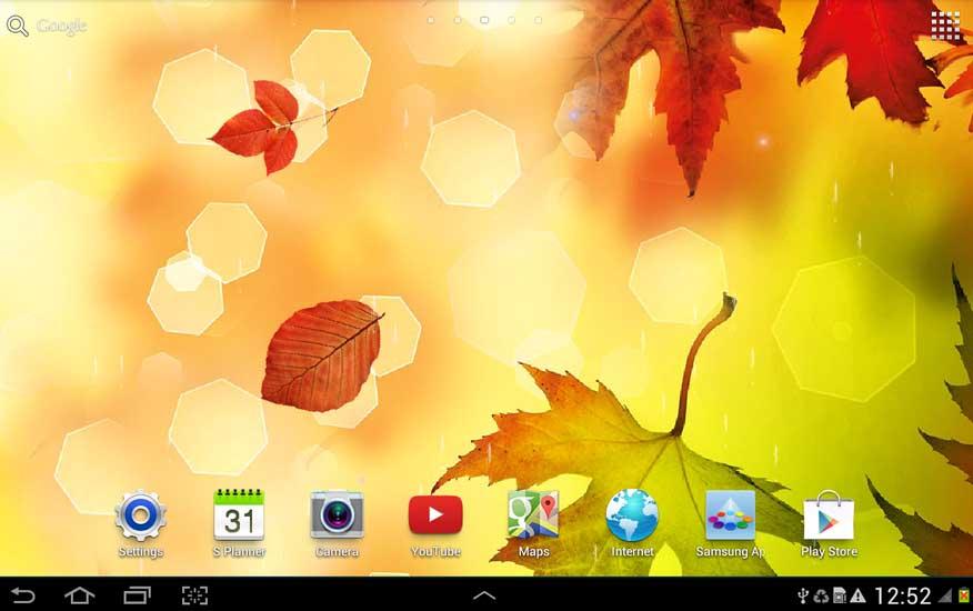 Preuzimanje Jesen Uživo Wallpaper Za Android