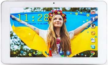 Ukrajna Girls élő háttérkép