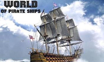 World of kalózhajó