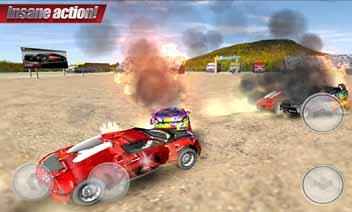 4X4 Sportcars ديربي سباق