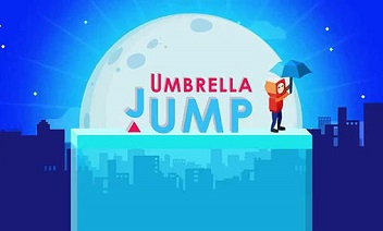 Umbrella Jump: Platforma Run
