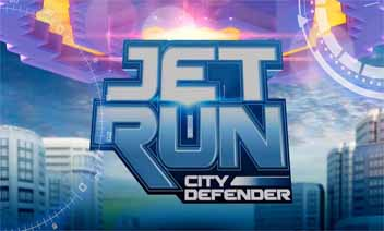 Jet Run: Defensor de la ciudad