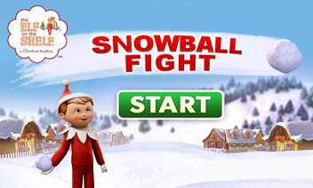 معركة بكرات الثلج