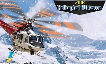 Helikopter hill rescue 2016