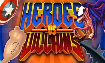 Heroes vs Villains - Bohaterowie Przeciwko Villains