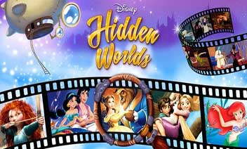 Disney Secret Worlds