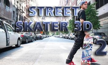 Stradă Skater 3D 2