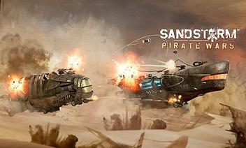 Homokvihar Pirate háborúk
